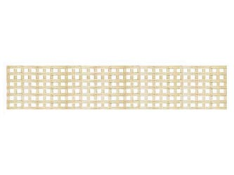 PAR Long Straight Heavy Duty Chelsea 1 1/4in Garden Trellis Panels