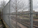 Chainlink Commercial Fence