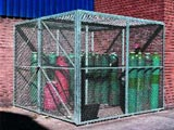 Security Commercial Storage Cages