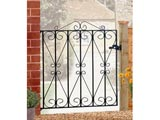 Wrought Iron Front Garden Gates